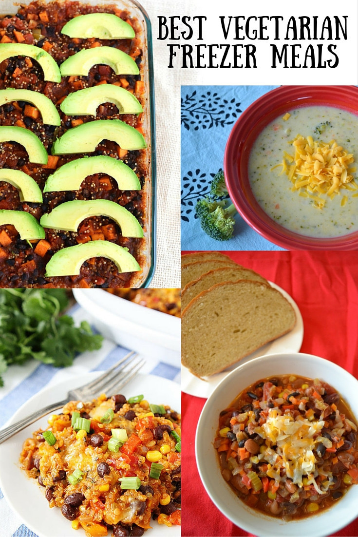 Vegetarian Freezer Recipes  The top 21 Ideas About Ve arian Freezer Recipes Best