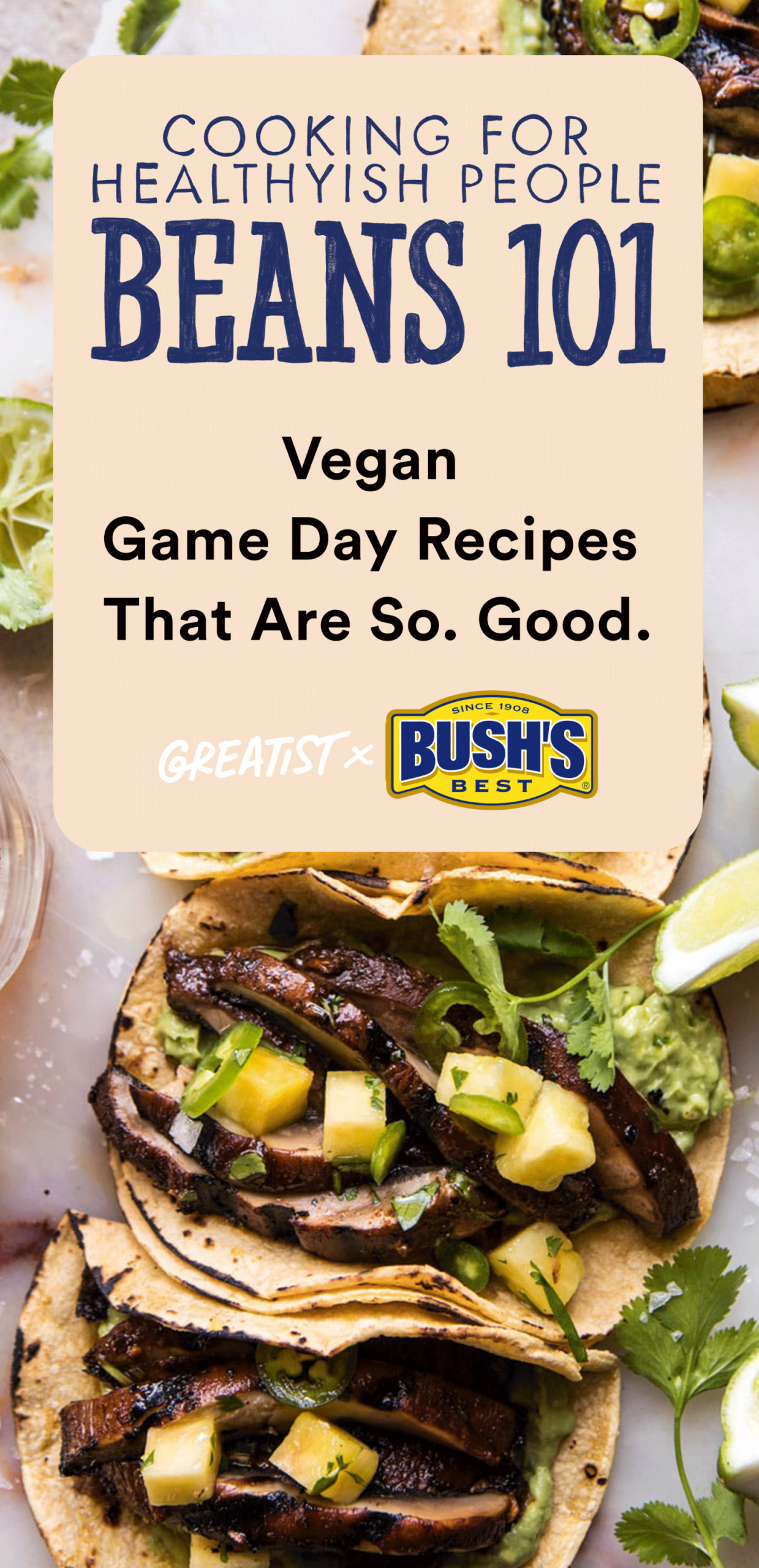 Vegetarian Game Day Recipes  7 Vegan Game Day Recipes That Are So Good