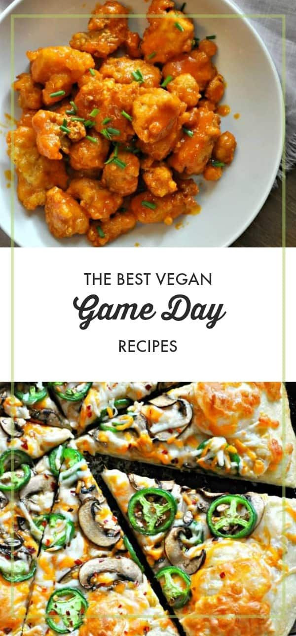 Vegetarian Game Day Recipes  The Best Vegan Game Day Recipes in 2020 With images