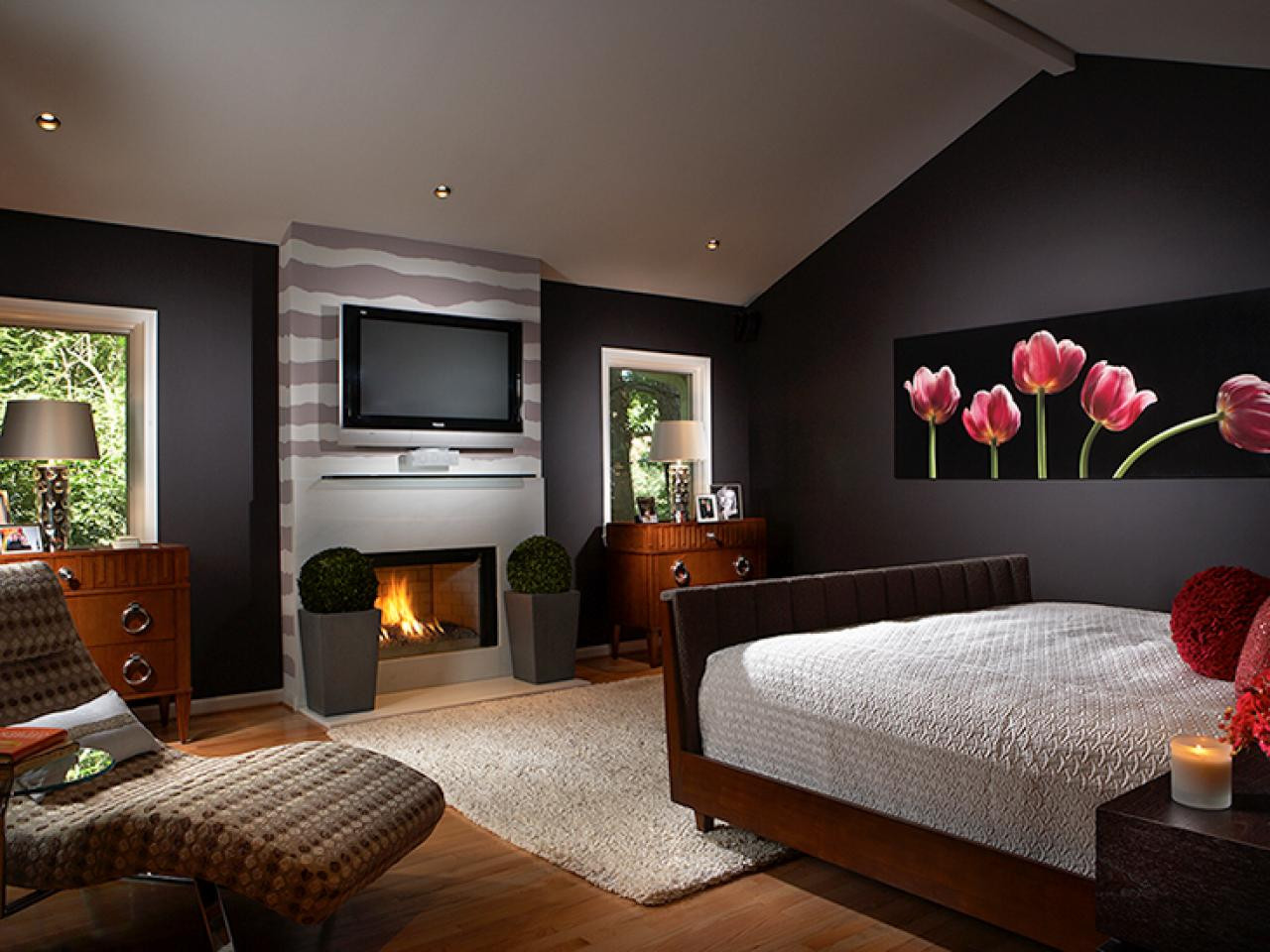 Wall Paint Ideas For Bedroom  Four Amazing Colors to Paint Your Bedroom Walls with