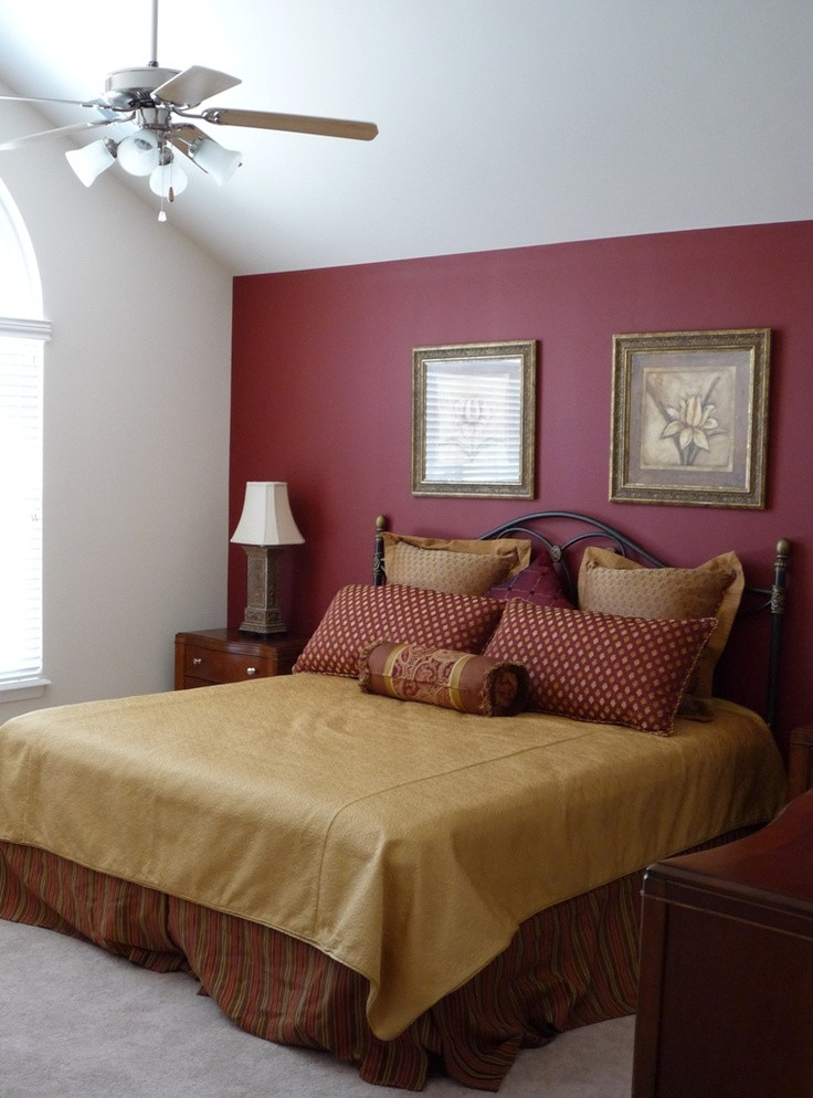 Wall Paint Ideas For Bedroom  Most Popular Bedroom Paint Color Ideas