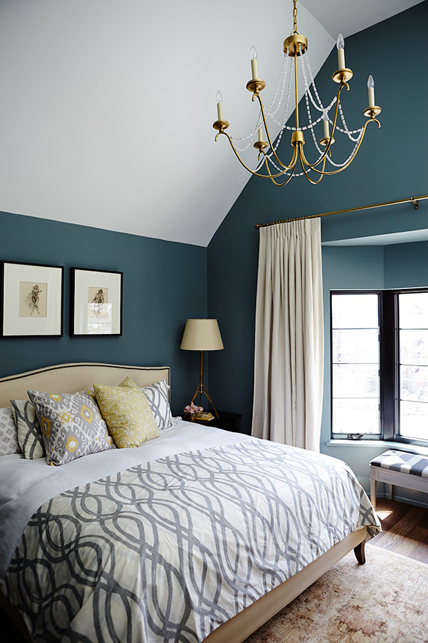 Wall Paint Ideas For Bedroom  House & Home