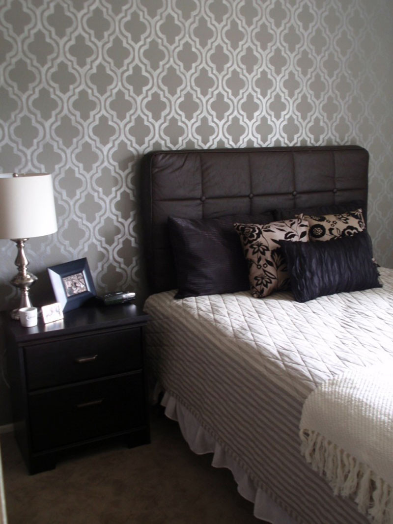 Wall Paint Ideas For Bedroom  60 Classy And Marvelous Bedroom Wall Design Ideas – The