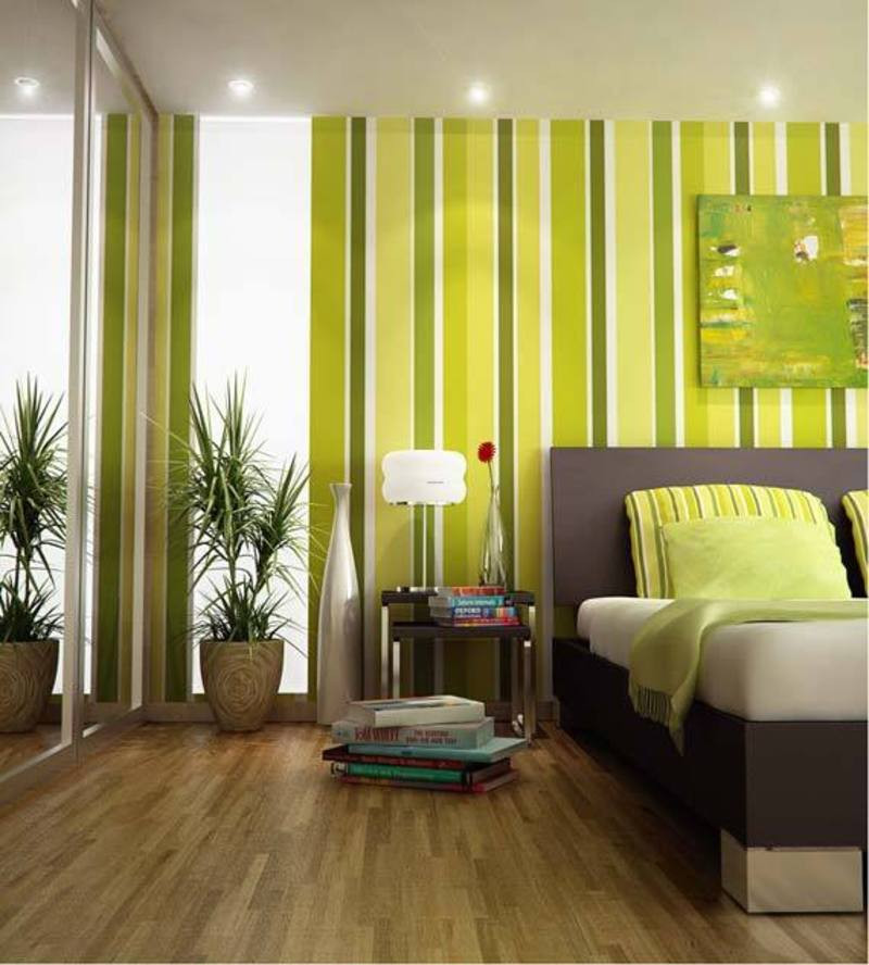 Wall Paint Ideas For Bedroom  Decorative Bedroom Paint Ideas