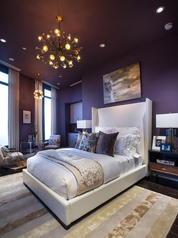 Wall Paint Ideas For Bedroom  45 Beautiful Paint Color Ideas for Master Bedroom Hative