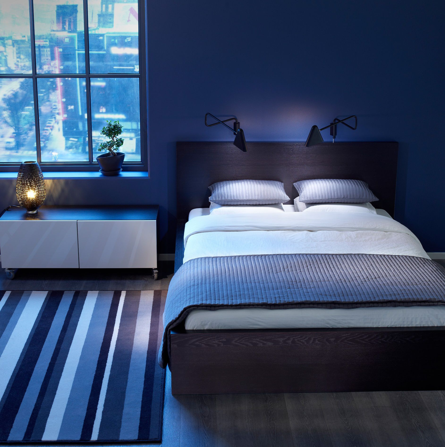 Wall Paint Ideas For Bedroom  How to Apply the Best Bedroom Wall Colors to Bring Happy