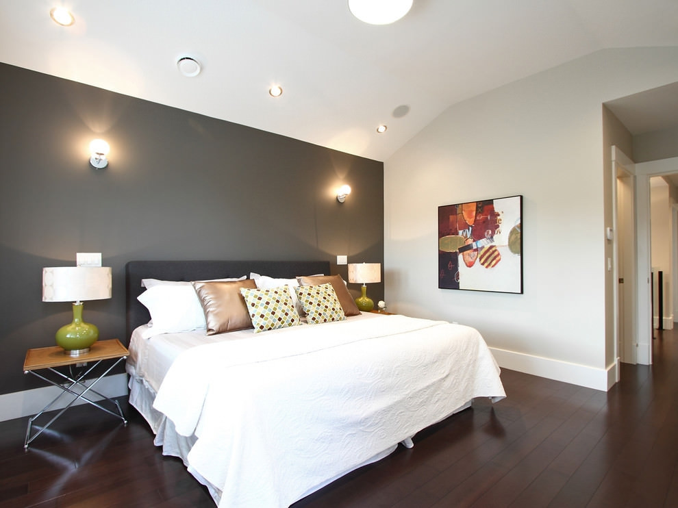 Wall Paint Ideas For Bedroom  25 Accent Wall Paint Designs Decor Ideas