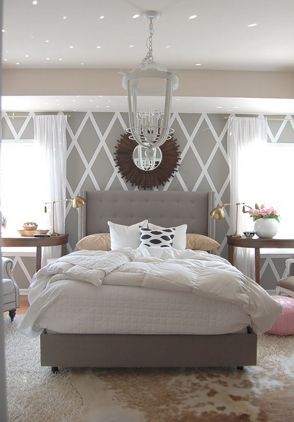 Wall Paint Ideas For Bedroom  45 Beautiful Paint Color Ideas for Master Bedroom