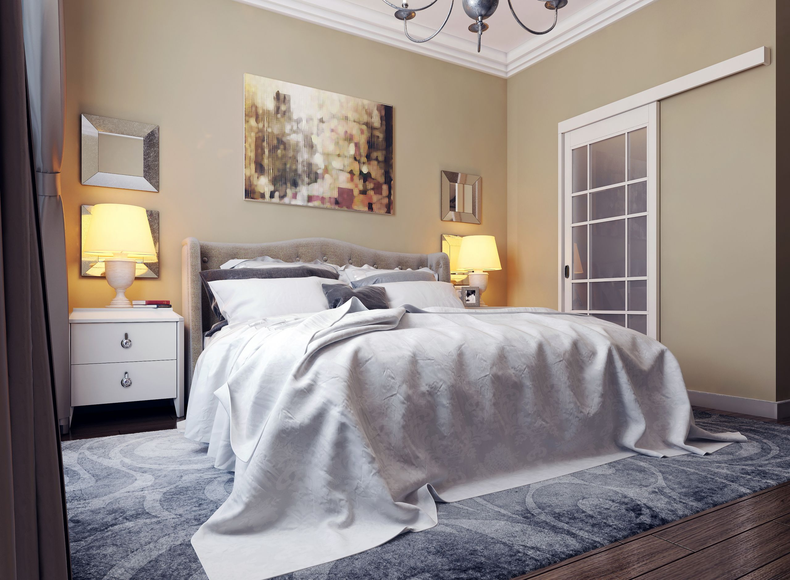 Wall Pictures For Bedroom  Amazing Bedroom Wall Decor Ideas