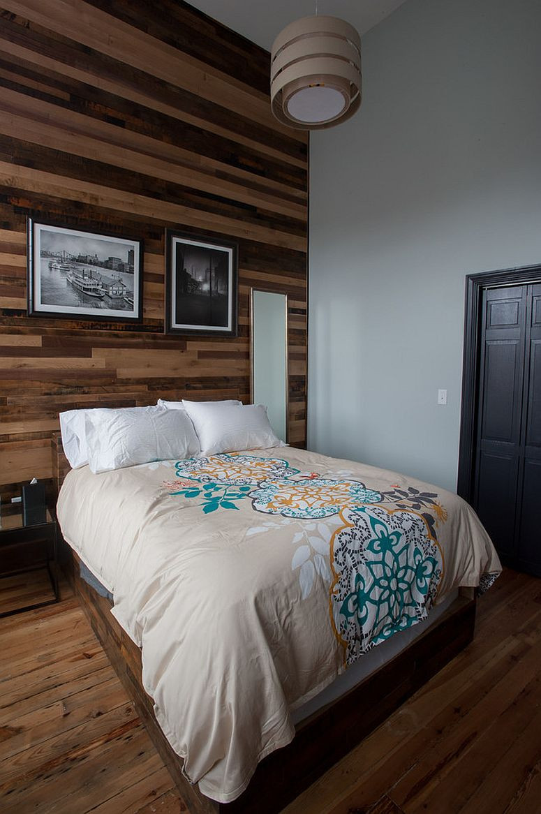 Wall Pictures For Bedroom  25 Awesome Bedrooms with Reclaimed Wood Walls
