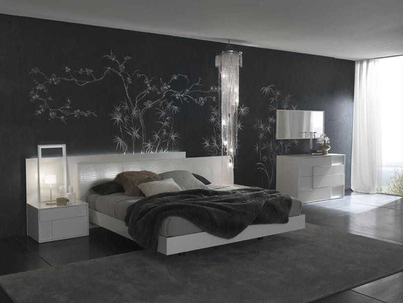 Wall Pictures For Bedroom  25 Beautiful Bedrooms with Accent Walls Page 2 of 5