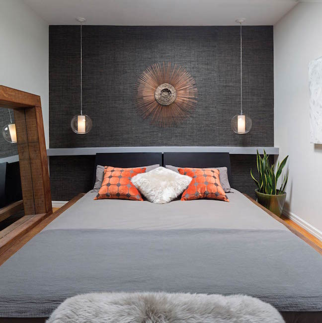 Wall Pictures For Bedroom  7 Space Saving Tips for Your Master Bedroom