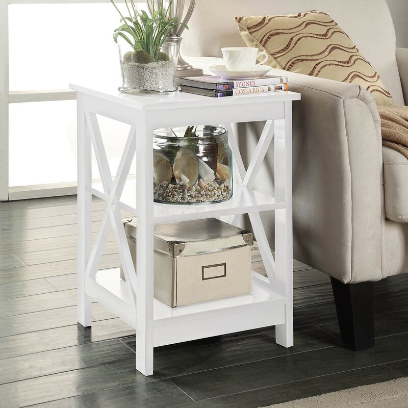 Wayfair Living Room Tables  Beachcrest Home Stoneford End Table & Reviews