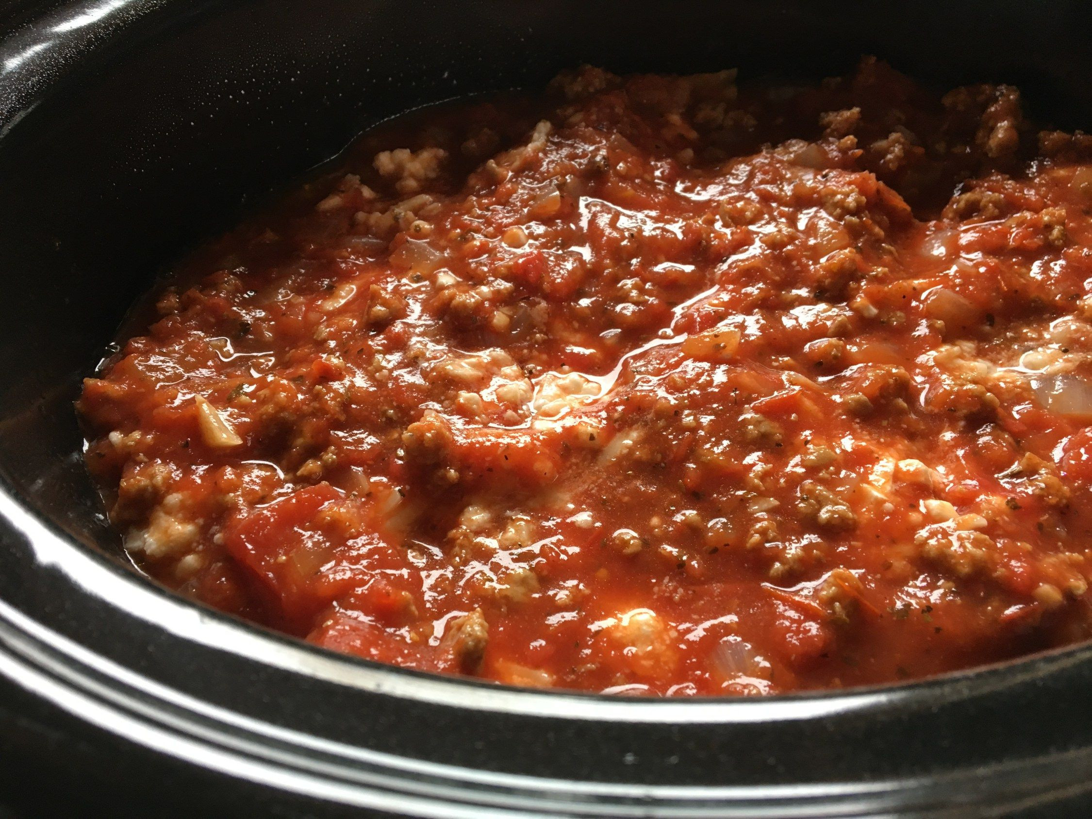 Weight Watchers Slow Cooker Lasagna  Slow Cooker Lasagna – Daily Dose Pepper