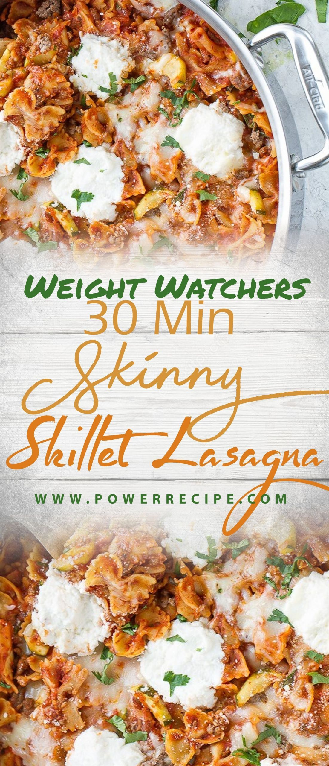 Weight Watchers Slow Cooker Lasagna  Slow Cooker Lasagna Soup All about Your Power Recipes