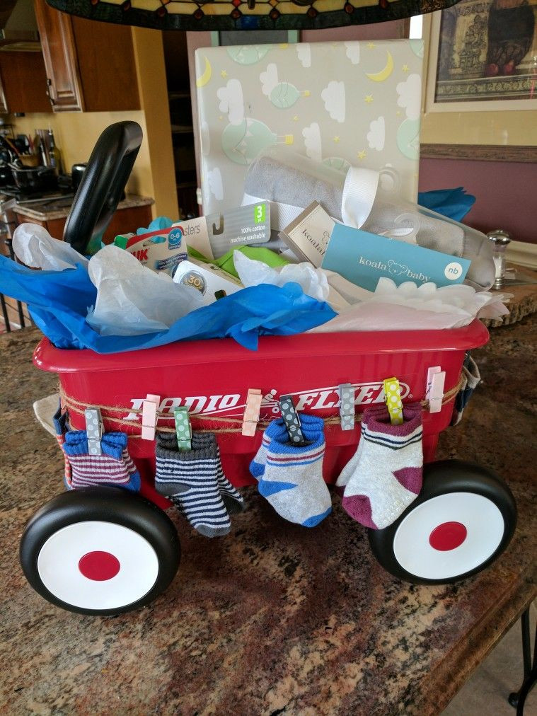 Welcome Baby Gift Ideas  Baby shower t idea Wel e Wagon