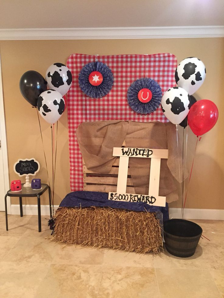 Western Theme Kids Party  best 25 western centerpieces ideas on in 2019