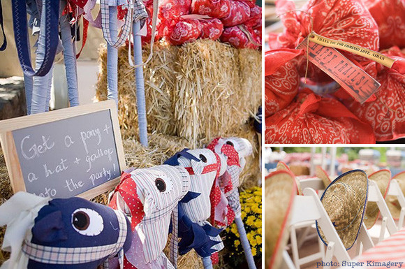 Western Theme Kids Party  A Sublime Cowboy Party for a Little Boy Second Birthday