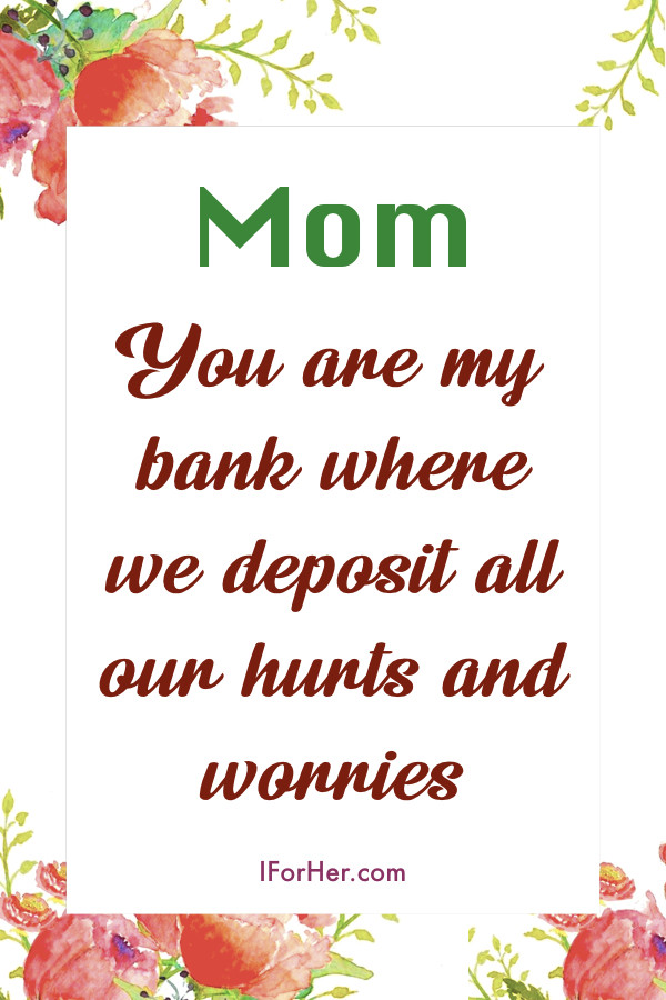 When A Daughter Hurts Her Mother Quotes  This Mother s Day Make Your Mother Feel Special With