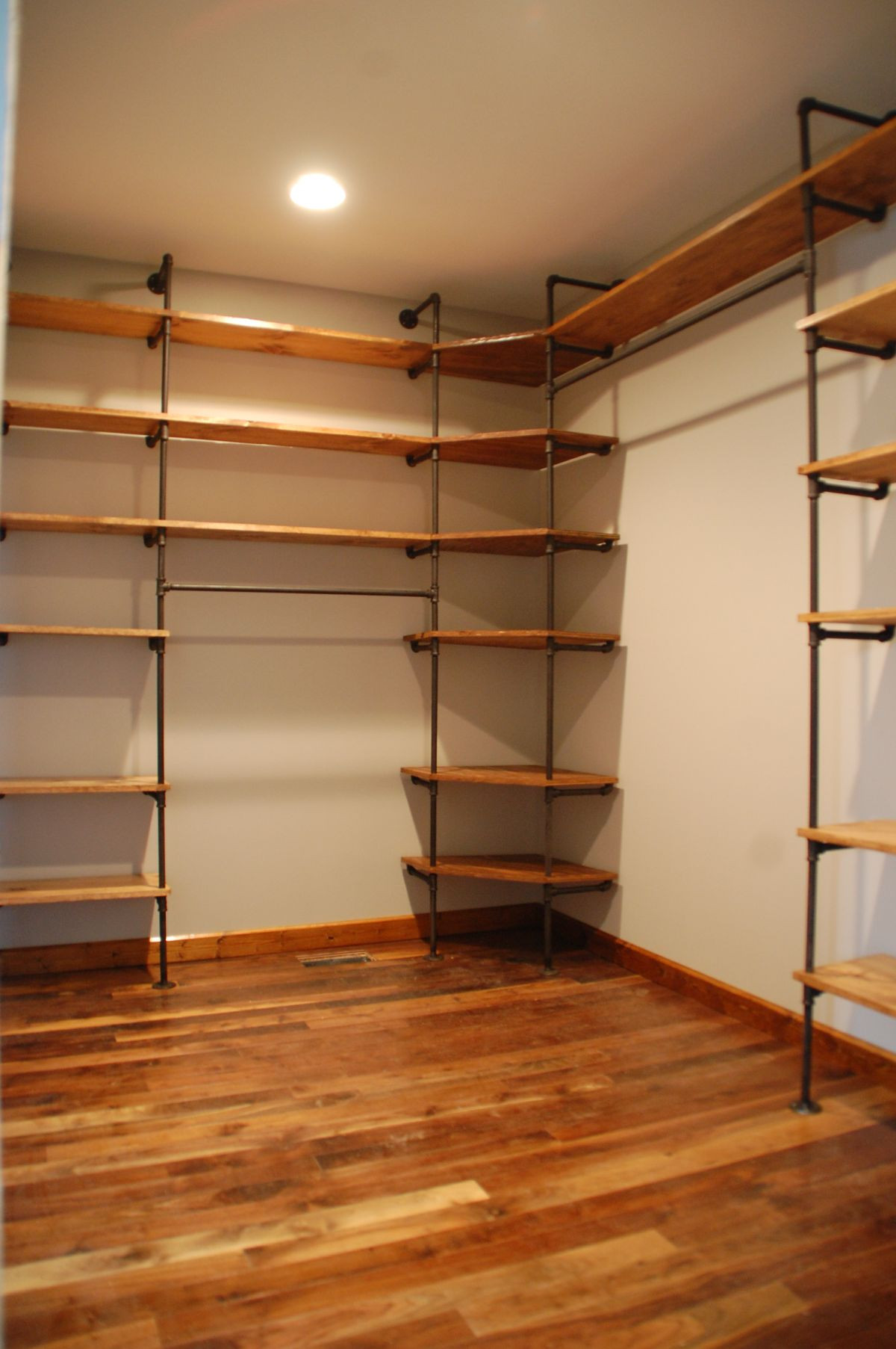 Wood Closet Systems DIY  How To Customize A Closet For Improved Storage Capacity