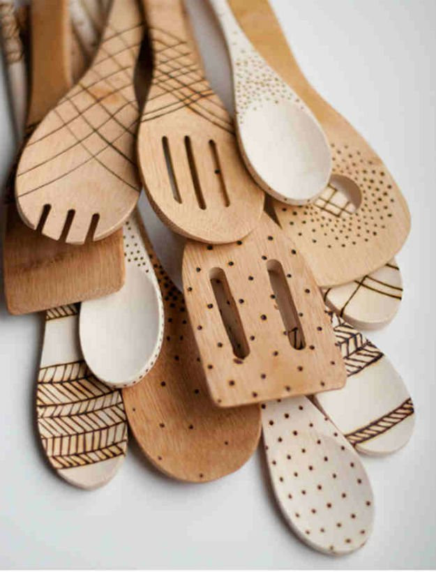 Wood Crafting Gifts  Easy Wood Burning Projects DIY Projects Craft Ideas & How