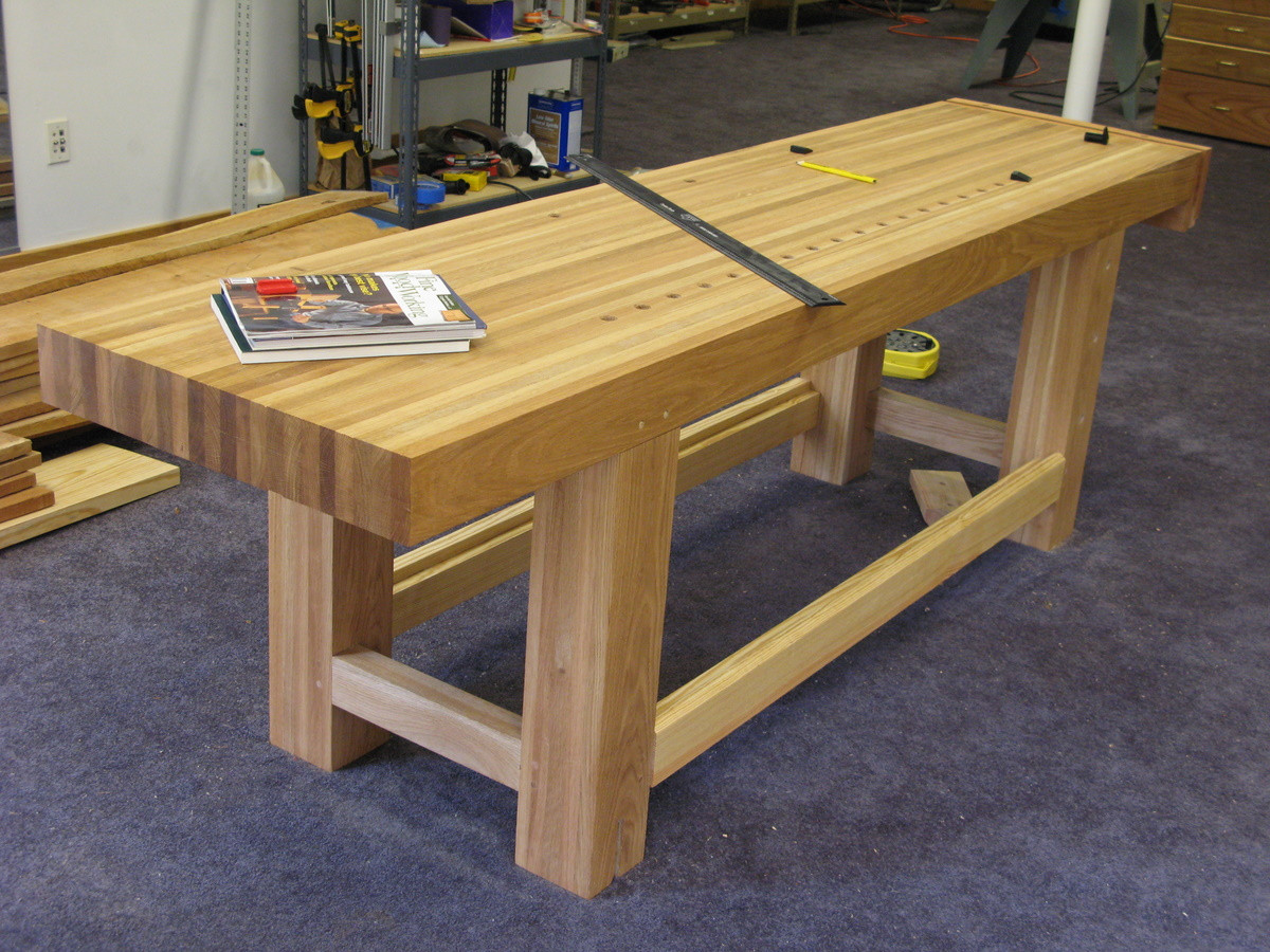 Woodwork DIY Network  10 Awesome DIY Workbench Plans Free