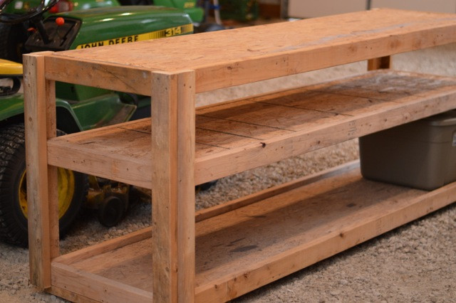Woodwork DIY Network  The most amazing awesome DIY workbenches of all time in